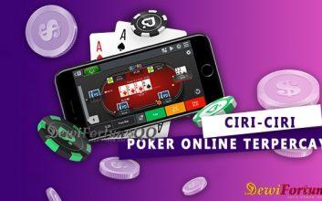 Ciri_Ciri Situs Poker Online Terpercaya