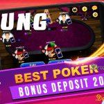 Situs Agen Poker Bonus 100